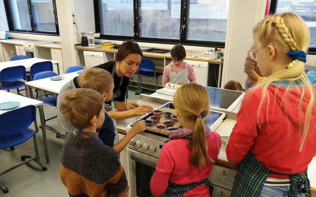 Hyvinvointia koulun arjessa / Semaine du bien-être à l'école