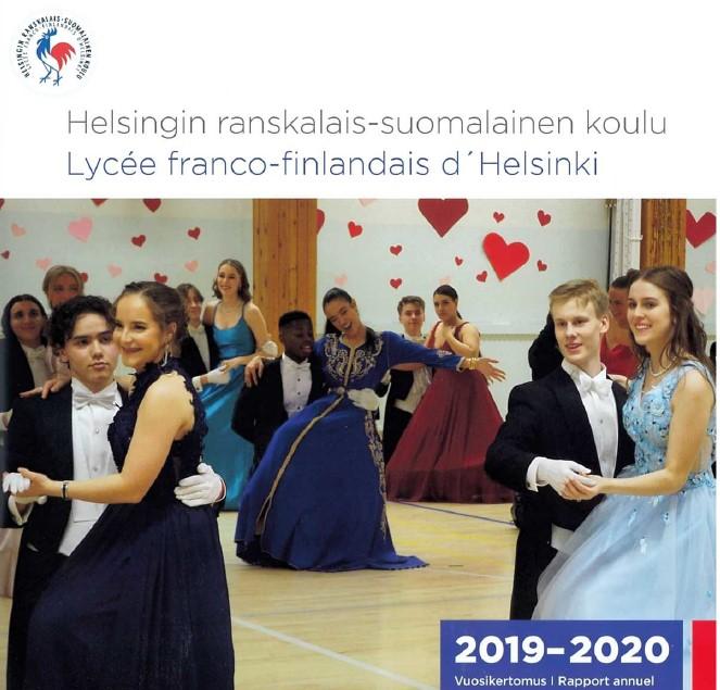 Vuosikertomus 2019-2020