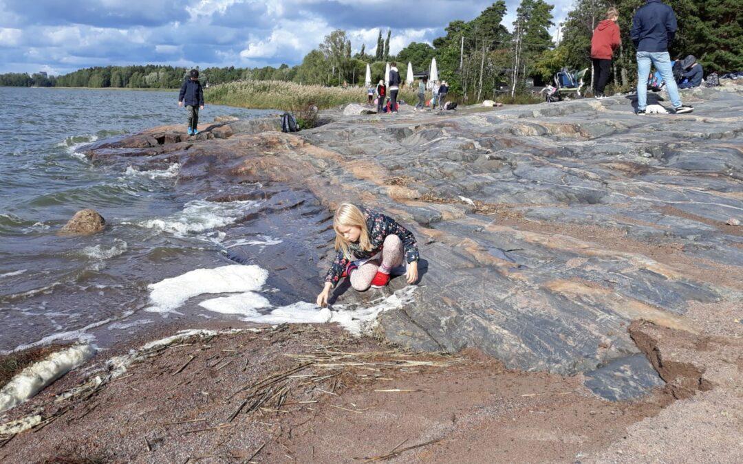 Classes 3 en excursion écologique