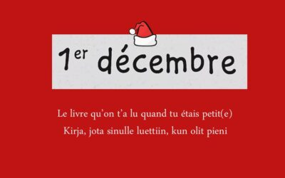 HRSK:n kirjallinen joulukalenteri